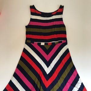 Tommy Hilfiger Girls Sleeveless Cotton Dress